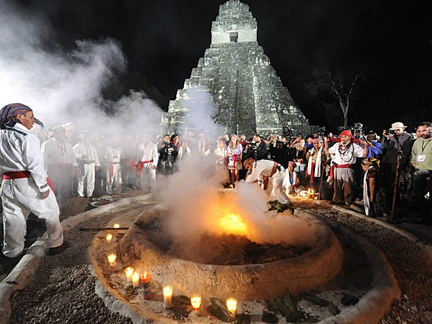 Tikal (Foto: Johan Ordonez/AFP)
