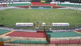 Estádio do Canindé, em São Paulo (Foto: Douglas Brito/ TV TEM)