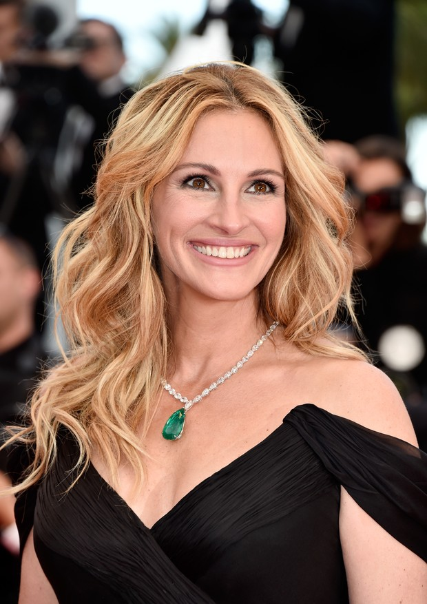 Julia Roberts - Festival de Cannes 2016 (Foto: Getty Images)