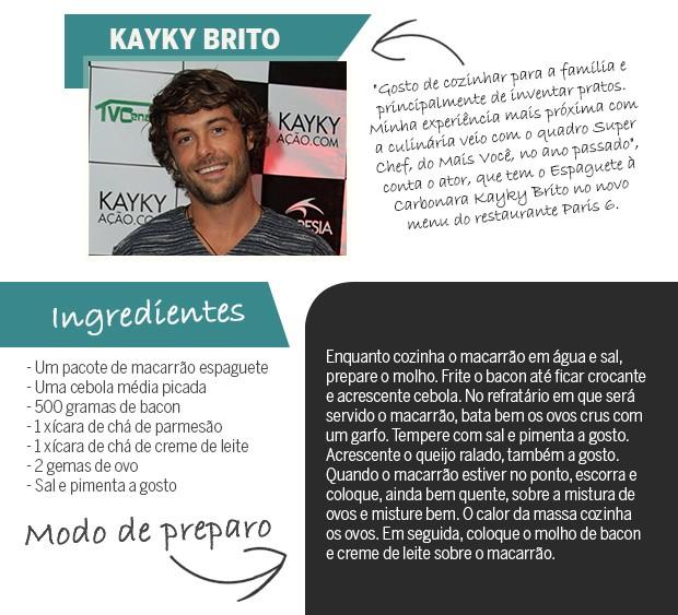 Kayky Brito (Foto: Arte: Eduardo Garcia)