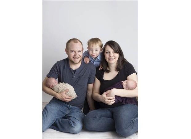 Americana mãe de três filhos faleceu apenas uma semana depois de descobrir câncer de mama (Foto: Reprodução/USA TODAY)