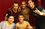"""Mascherano: """"Se Neymar quer ser o número 1, o Barça é o melhor lugar"""" (Reprodução / Instagram)"""