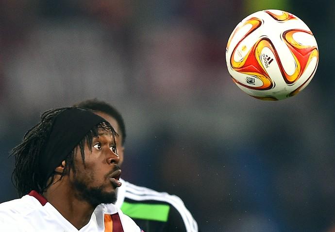 Gervinho Roma Feyenoord (Foto: AFP)