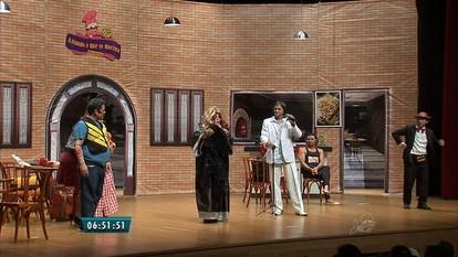 Humoristas cearenses encantam público durante a gravação do especial 'Humor no Ceará'