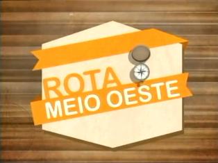 Rota Meio Oeste (Foto: Reprodução/RBS TV)
