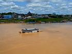 Em 48h, nível do Rio Juruá sobe mais de 2 metros em Cruzeiro do Sul