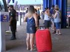 Rodoviária de Sorocaba deve receber 17 mil pessoas até segunda-feira