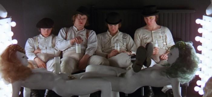 La Naranja Mecanica | Kubrick | Pôsteres de filmes