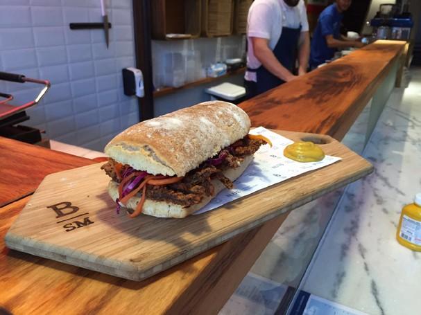 Receita do sanduíche Milanesa   (Foto: Divulgação)