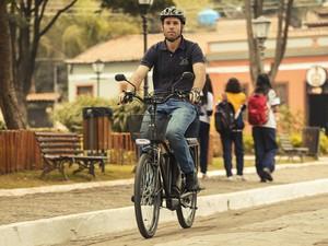 Bicicleta elétrica (Foto: Divulgação)
