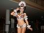 Tânia Oliveira se despede da dieta após Carnaval: 'Vou comer de tudo'
