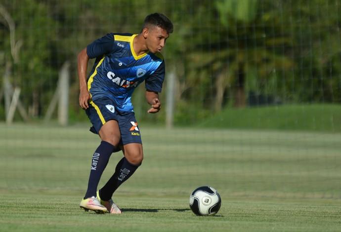 Robinho Londrina (Foto: Gustavo Oliveira/ Londrina Esporte Clube)