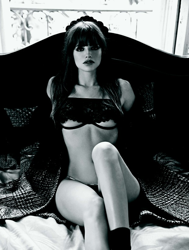 Agatha Moreira (Foto:  André Nicolau/ Revista Status)
