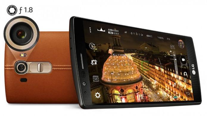 LG G4 terá versão dual-chip para mercados emergentes (Foto:Reprodução/GSMArena)