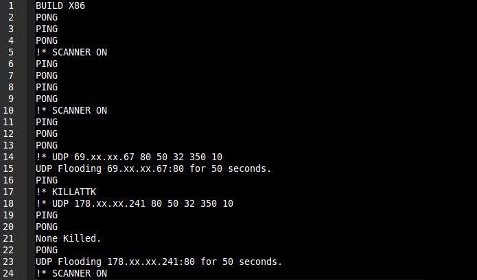 Ataque usa o Shellshock para infectar servidores (foto: Reprodução/Kaspersky)