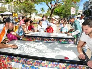 Dia do Trabalhador na Cidade de Bom Despacho (Foto: Prefeitura de Bom Despacho/Divulgação)
