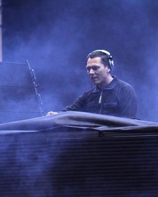 Tiësto (Foto: Daigo Oliva/G1)