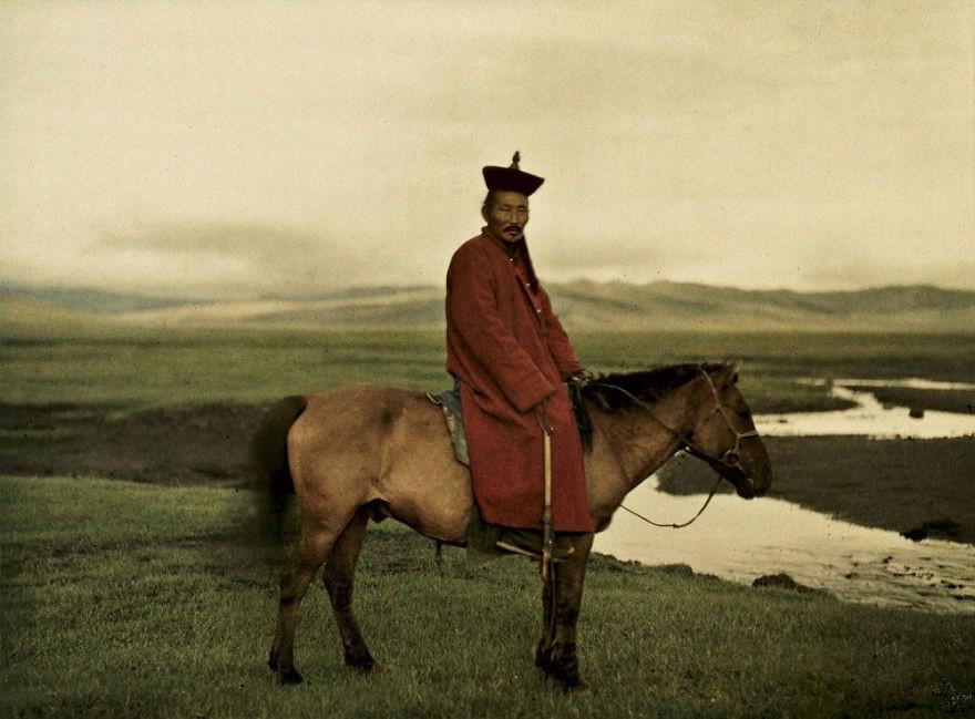 Mongolia (Foto: Reprodução)