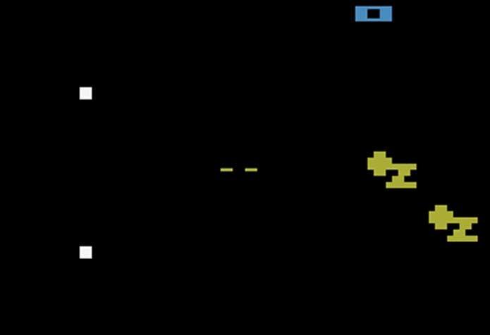 Star Ship era outro com objetivo confuso (Foto: Reprodução/Atari Archives)