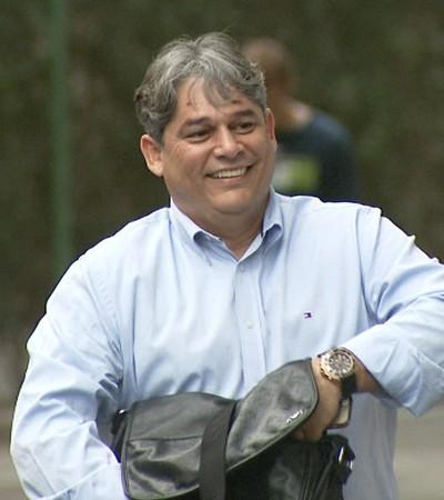 Marcelo Veiga, novo técnico do Guarani (Foto: Carlos Velardi/ EPTV)