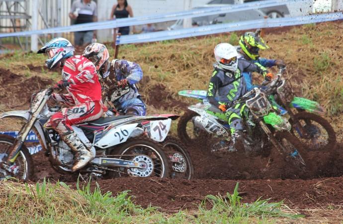 Estadual de Motocross (Foto: Divulgação/Femems)