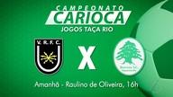 Confira os jogos da última rodada da Taça Rio