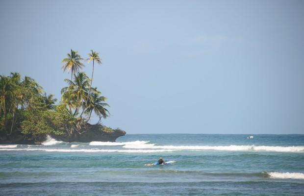 surf na ameria central (Foto: Shutterstock)