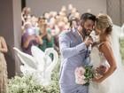 Veja mais fotos do casamento de Gusttavo Lima e Andressa Suita