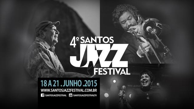 4º Santos Jazz Festival (Foto: Arte/TV Tribuna)