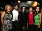Técnicos e ex-The Voice prestigiam Daniel em lançamento de DVD