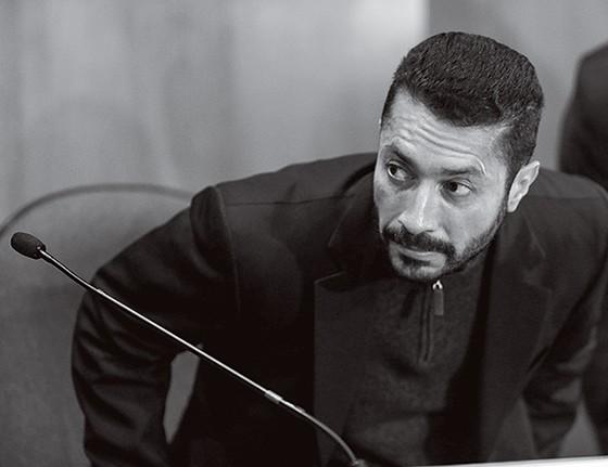 PERSONAGENS 1 - O lobista Fernando Baiano pagou propina a Bumlai e diz que ele levou um empresário até Lula  (Foto: Geraldo Bubniak/AGB/Estadão Conteúdo)