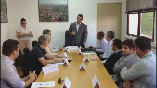 Equipe de transição e prefeitura se reúnem em Pouso Alegre, MG