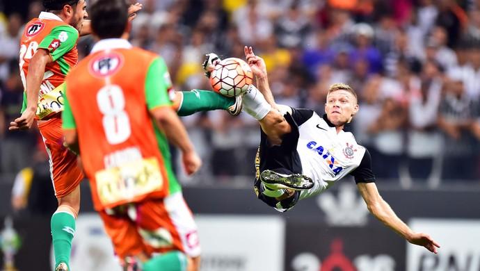 Marlone Corinthians Premio Puskas (Foto: Marcos Ribolli)