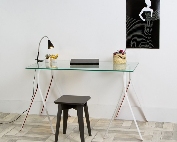 Cavalete Split, Oppa, vencedor na categoria Home Furniture, no quesito produto (Foto: Divulgação)