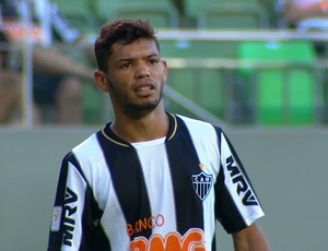 atacante Carlos, do Atlético-MG