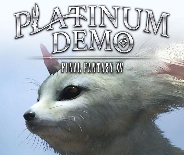 A nova demo de Final Fantasy 15 já está disponível (Foto: Divulgação/Square Enix)