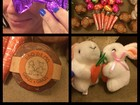 Giovanna Antonelli esconde chocolates dos filhos para a Páscoa