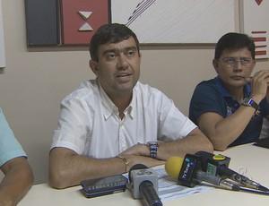 Amapazão: Ypiranga e São José de fora, mas campeonato deve ser retomado (Foto: Reprodução/TV Amapá)