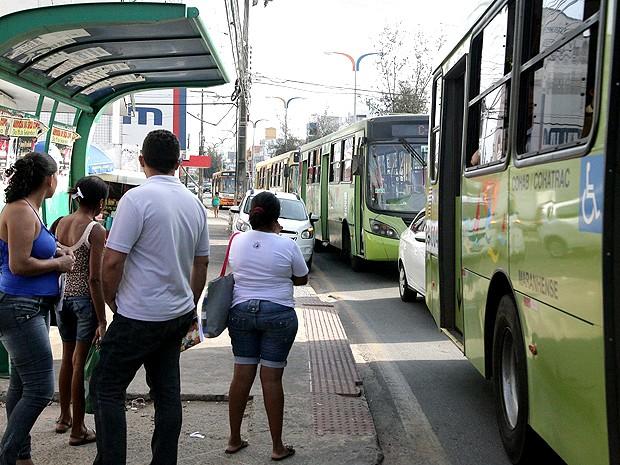 Projeto trata sobre licitação de novas linhas do sistema de transporte em São Luís (Foto: De Jesus / O Estado)