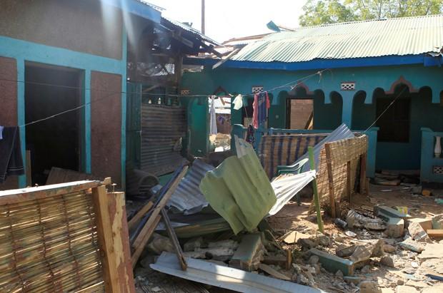 Foi o segundo atentado em menos de um mês em Mandera (Foto: Reuters)