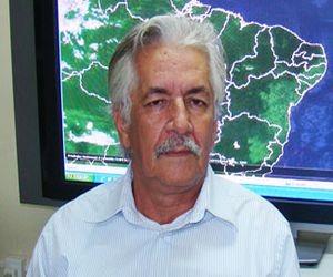 Overland Amaral, meteorologista de Sergipe (Foto: Flávio Antunes/G1 SE)