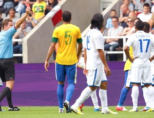 Wilmer cisanto, Futebol, Brasil e Honduras (Foto: Agência Reuters)