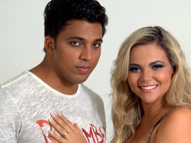 Vanessa Rios e Rodrigo Mell trazem a banda Kitara para mais uma edição do Brega Naite (Foto: Divulgação)