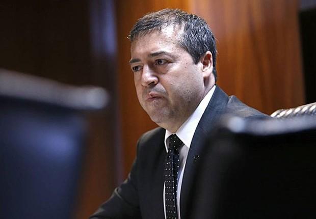O ministro do Trabalho, Ronaldo Nogueira (Foto: Jorge William/Agência O Globo)