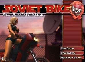 Soviet Bike, game de moto online
