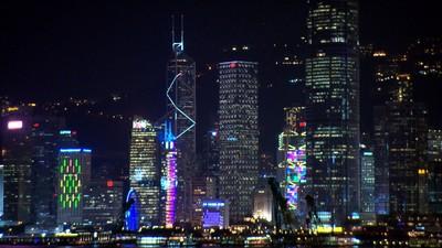 Hong Kong (Grep) (Foto: Globo Repórter)