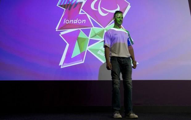 Oscar Pistorius Londres coletiva (Foto: AP)