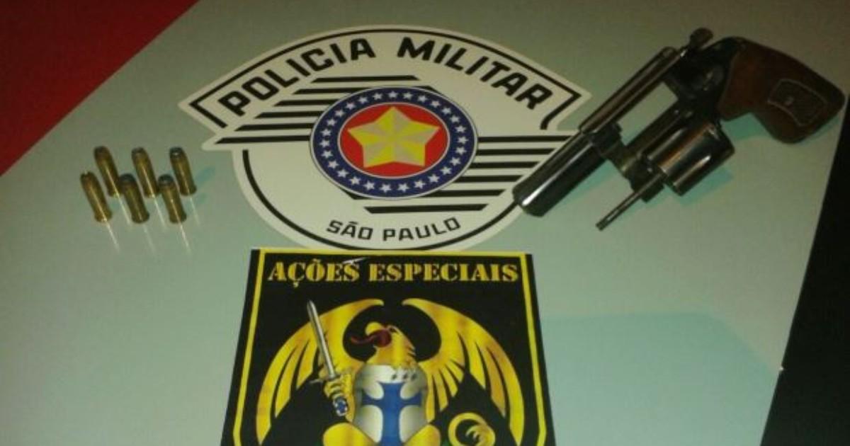 Jovem é preso por sequestro e porte ilegal de armas em Caçapava ... - Globo.com