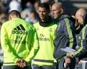 "Prestes a voltar a jogar pelo Real, CR7 elogia Zidane: ""Nos sentimos valiosos"""