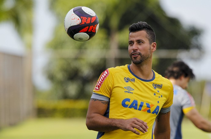 Fábio; Cruzeiro (Foto: Washington Alves/Light Press)